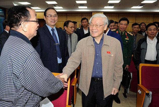 Chủ tịch nước đã thực hiện hiệu quả các nhiệm vụ, quyền hạn được giao - Ảnh 2