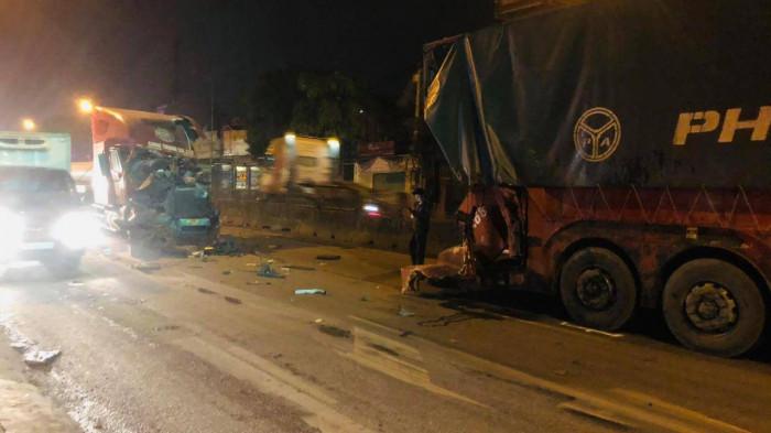 Tin tai nạn giao thông ngày 11/4/2021: Người đàn ông tử vong dưới gầm xe buýt - Ảnh 2