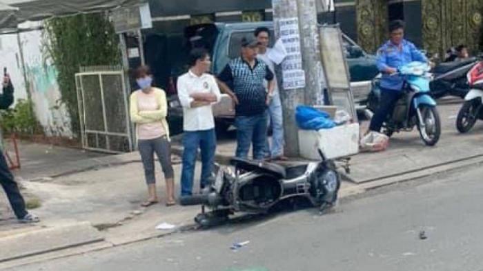 Tin tai nạn giao thông ngày 14/4/2020: Đâm trực diện hông xe tải, 2 người chết - Ảnh 2