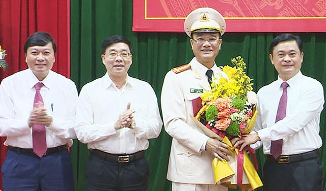 Giám đốc Công an tỉnh Nghệ An vừa được bổ nhiệm là ai? - Ảnh 1