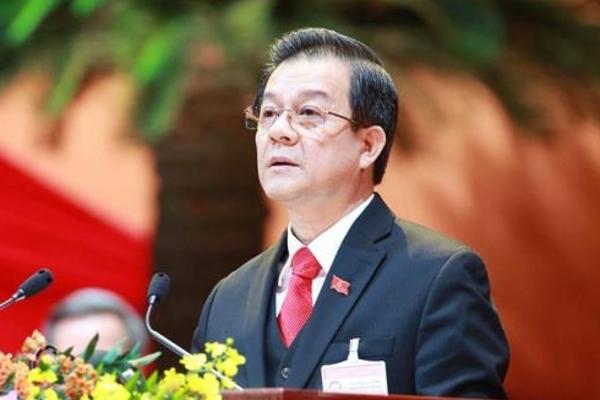 Bộ Chính trị điều động Phó chánh án TAND tối cao giữ chức Bí thư Tỉnh ủy An Giang - Ảnh 1