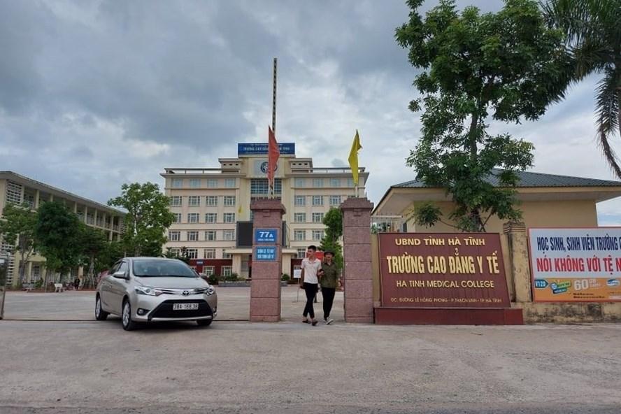 Không thu hồi bằng tốt nghiệp của 125 học viên trường Cao đẳng Y tế Hà Tĩnh - Ảnh 1
