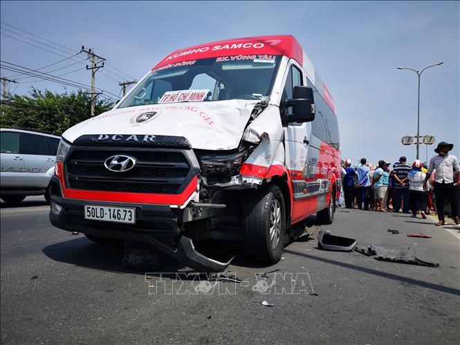 Tin tai nạn giao thông ngày 7/4/2021: Xe máy va chạm ô tô, 2 người chết - Ảnh 1