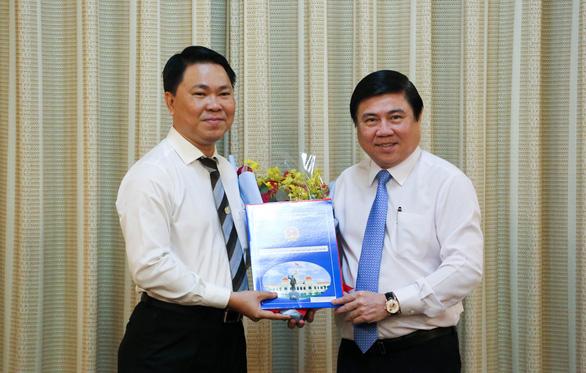Chân dung Giám đốc sở Xây dựng TP.HCM vừa được bổ nhiệm - Ảnh 1