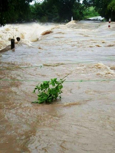 Phú Yên: Các thủy điện đồng loạt xả lũ - Ảnh 3