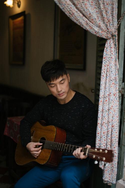 """Ưng Hoàng Phúc """"tương tư"""" trong single mới - Ảnh 1"""