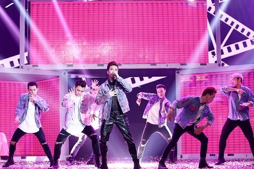 """""""Soái ca"""" mới của Showbiz Việt đối đầu với mỹ nam S.T tại The Remix - Ảnh 1"""
