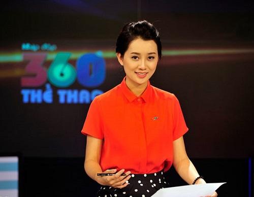 MC Thể thao của VTV bất ngờ dẫn chương trình The Remix - Ảnh 2