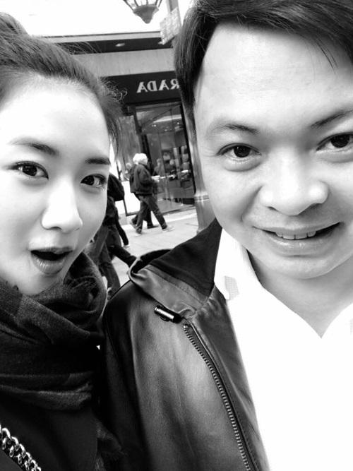 Hoa hậu Thu Ngân lần đầu khoe ảnh hôn chồng đại gia hơn 19 tuổi lúc mới yêu - Ảnh 9