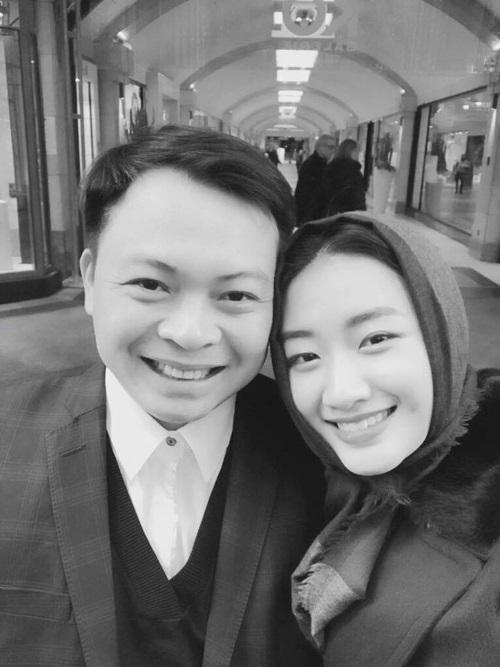 Hoa hậu Thu Ngân lần đầu khoe ảnh hôn chồng đại gia hơn 19 tuổi lúc mới yêu - Ảnh 10