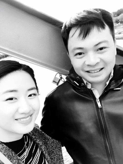 Hoa hậu Thu Ngân lần đầu khoe ảnh hôn chồng đại gia hơn 19 tuổi lúc mới yêu - Ảnh 11