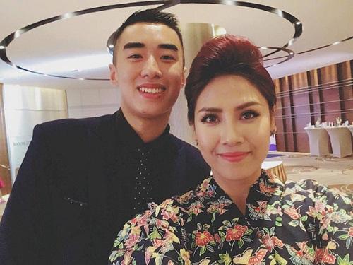Hoa hậu Nguyễn Thị Loan vướng tin đồn hẹn hò với ngôi sao bóng rổ Tuấn Tú - Ảnh 2