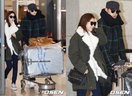 Kim Tae Hee và Bi Rain bị bắt gặp tới Mỹ du lịch sau tuần trăng mật - Ảnh 2
