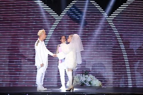 The Remix: Hương Giang Idol đánh bại Yanbi - Yến Lê bằng vũ điệu quyến rũ  - Ảnh 6