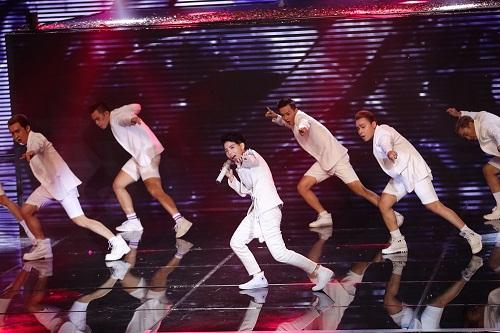 The Remix: Hương Giang Idol đánh bại Yanbi - Yến Lê bằng vũ điệu quyến rũ  - Ảnh 7
