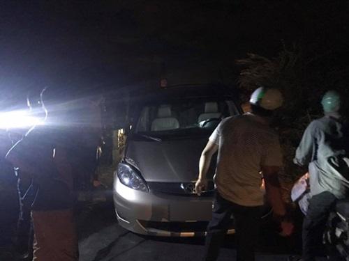 Nhật Kim Anh bị tai nạn ô tô trên đường đi diễn ở miền Tây - Ảnh 4