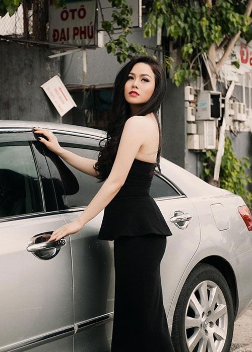 Nhật Kim Anh bị tai nạn ô tô trên đường đi diễn ở miền Tây - Ảnh 5