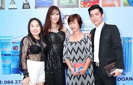 Sau vụ ly hôn ồn ào, Phi Thanh Vân và chồng cũ lần đầu tái hợp - Ảnh 2