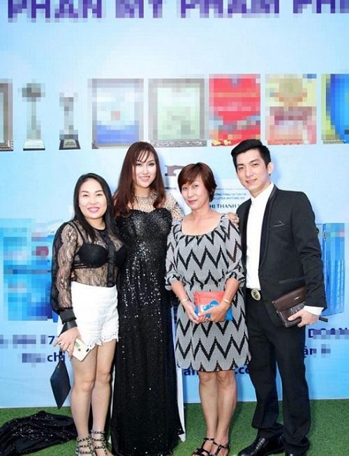 Sau vụ ly hôn ồn ào, Phi Thanh Vân và chồng cũ lần đầu tái hợp - Ảnh 3