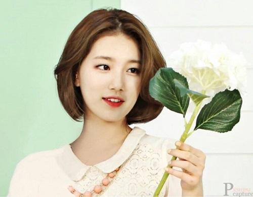 """Suzy cắt tóc ngắn, ăn vận như """"bà thím"""" khi đóng phim cùng Lee Jong Suk - Ảnh 6"""