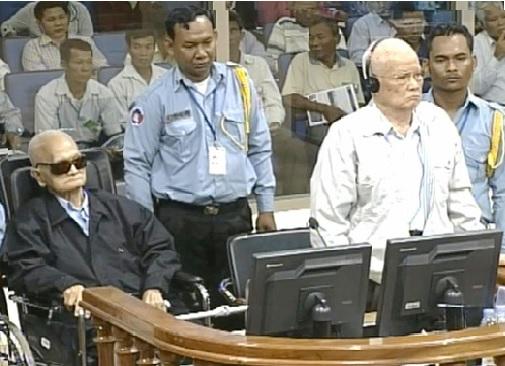 Tòa án Campuchia giữ nguyên án chung thân với hai thủ lĩnh Khmer Đỏ - Ảnh 1