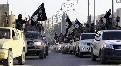 IS dùng vũ khí hóa học tấn công lực lượng nổi dậy Syria - Ảnh 1