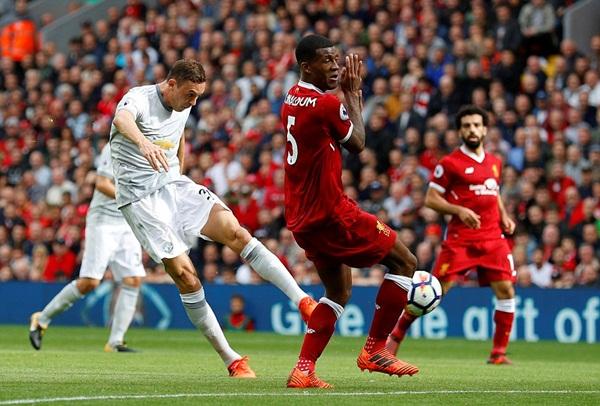 Man United đá rắn, cầm hòa Liverpool trên Anfield - Ảnh 2