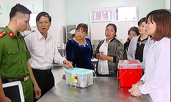 Rau tồn dư thuốc bảo vệ thực vật tại trường Hoàng Liệt: Kết quả chi tiết sẽ thế nào? - Ảnh 1