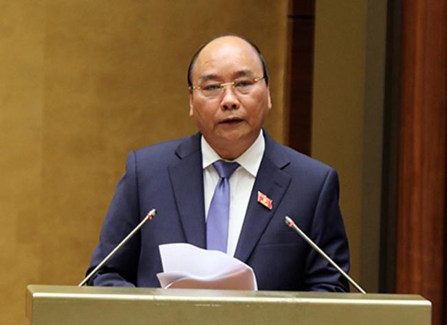 TOÀN CẢNH: Thủ tướng Chính phủ Nguyễn Xuân Phúc trả lời chất vấn - Ảnh 2