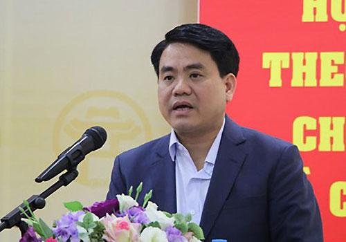 """Chủ tịch Hà Nội: """"Không có lợi ích nhóm"""" trong việc quy hoạch ga Hà Nội - Ảnh 1"""