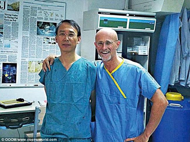 """Bác sĩ người Trung Quốc hé lộ """"sự thật"""" vụ ghép đầu người thành công - Ảnh 2"""
