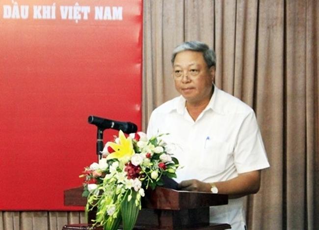 Khởi tố ông Phan Đình Đức, thành viên HĐTV Tập đoàn Dầu khí Việt Nam - Ảnh 1