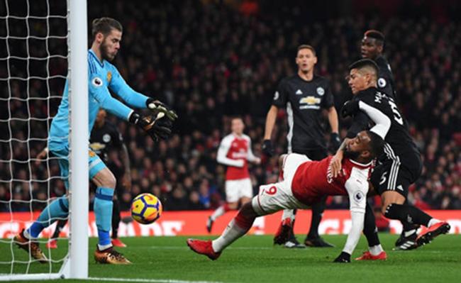 Arsenal 1 - 3 Man United: Quỷ đỏ xứng đáng - Ảnh 2