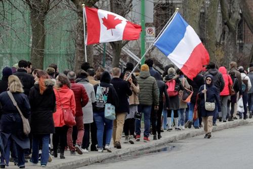 Hôm nay, 46 triệu cử tri Pháp đi bầu cử tổng thống - Ảnh 1