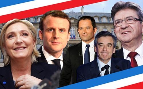 Hôm nay, 46 triệu cử tri Pháp đi bầu cử tổng thống - Ảnh 2