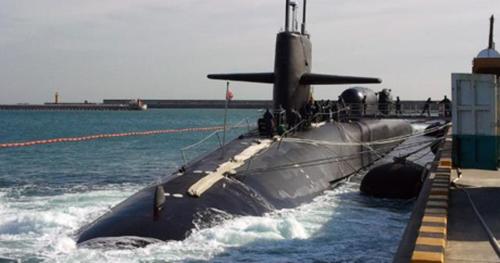 Triều Tiên đe dọa đánh chìm tàu ngầm hạt nhân USS Michigan của Mỹ - Ảnh 1