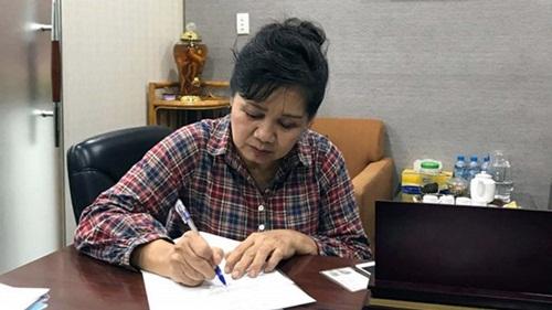 Bị Trang Trần lăng mạ trên facebook, nghệ sĩ Xuân Hương nhờ Công an vào cuộc - Ảnh 1