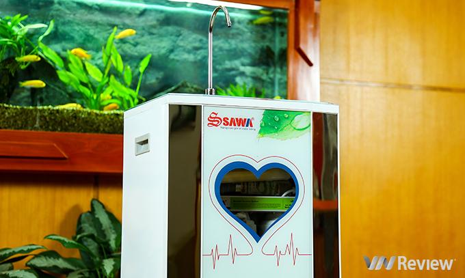Máy lọc nước RO Sawa SI8009KCT: Thân thiện, tiện lợi - Ảnh 2