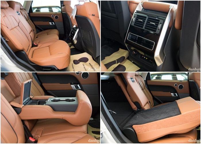 Land Rover Range Rover Sport 2017: Khẳng định đẳng cấp - Ảnh 11