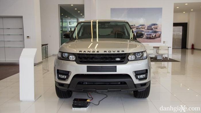 Land Rover Range Rover Sport 2017: Khẳng định đẳng cấp - Ảnh 1