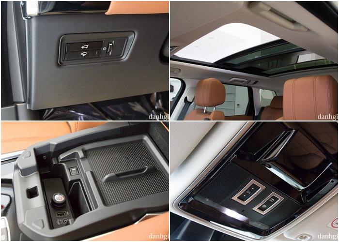Land Rover Range Rover Sport 2017: Khẳng định đẳng cấp - Ảnh 20