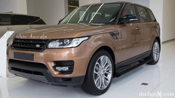 Land Rover Range Rover Sport 2017: Khẳng định đẳng cấp - Ảnh 23