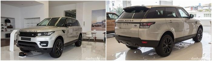 Land Rover Range Rover Sport 2017: Khẳng định đẳng cấp - Ảnh 2