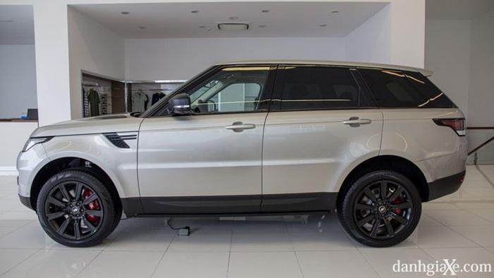 Land Rover Range Rover Sport 2017: Khẳng định đẳng cấp - Ảnh 3