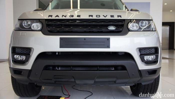Land Rover Range Rover Sport 2017: Khẳng định đẳng cấp - Ảnh 4