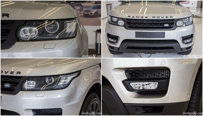 Land Rover Range Rover Sport 2017: Khẳng định đẳng cấp - Ảnh 5