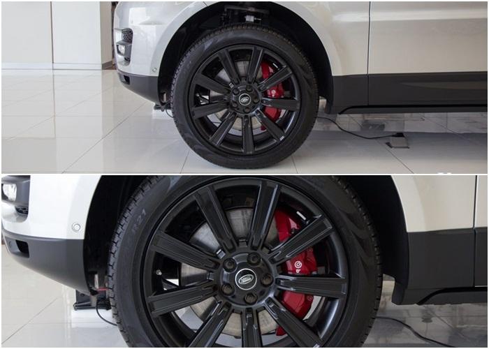 Land Rover Range Rover Sport 2017: Khẳng định đẳng cấp - Ảnh 7