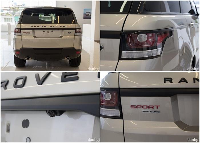 Land Rover Range Rover Sport 2017: Khẳng định đẳng cấp - Ảnh 8