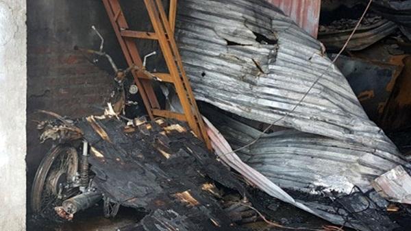 Thành ủy Hà Nội chỉ đạo cơ quan chức năng khẩn trương điều tra vụ cháy ở Hoài Đức - Ảnh 2