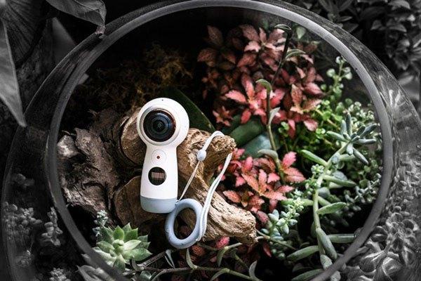 Gear 360 – Bắt trọn mọi khoảnh khắc - Ảnh 3